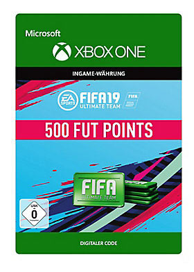FIFA 19 Ultimate Team - 500 Points - Xbox
