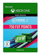 FIFA 19 Ultimate Team - 750 Points - Xbox One Code