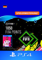 FIFA 20 ULTIMATE TEAM 1050 POINTS - PS4 Code