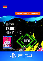 FIFA 20 ULTIMATE TEAM 12000 POINTS - PS4 Code