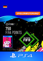 FIFA 20 ULTIMATE TEAM 750 POINTS - PS4 Code