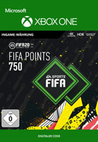 FIFA 20 ULTIMATE TEAM FIFA POINTS 750 - Xbox One Code