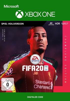 FIFA 20: Champions Edition - Xbox One Code