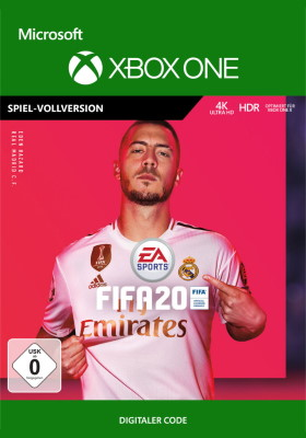 FIFA 20: Standard Edition - Xbox One Code