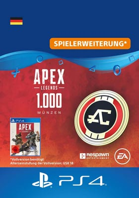 Apex Legends™ – 1.000 Apex-Münzen