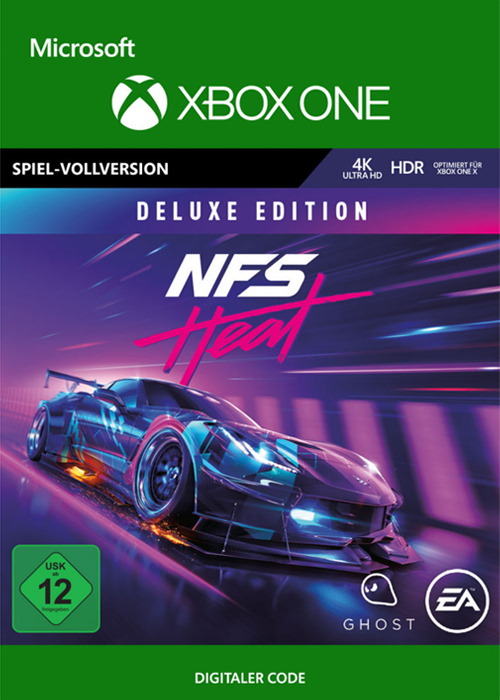 Need for Speed: Heat Deluxe Edition - Xbox One Code