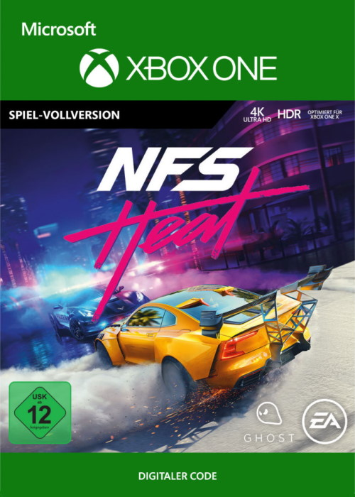Need for Speed: Heat Standard Edition - Xbox One Code