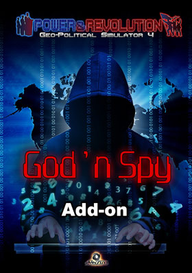 Power & Revolution: God'n Spy add-on (Mac)