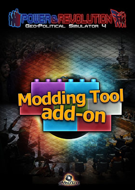 Power & Revolution 2019: Modding Tool Add-on