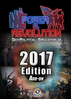 Power & Revolution 2017 Edition Add-on (DLC)