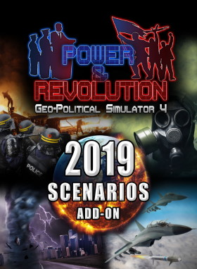 2019 Scenarios - Power & Revolution 2020 Steam Edition