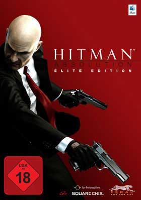 Hitman Absolution - Elite Edition (Mac)