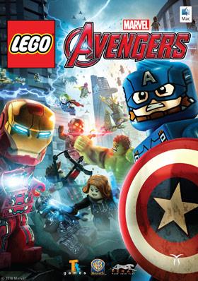 LEGO® Marvel's Avengers (Mac)