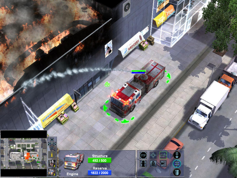Fire Department 2 - Im�gen 1