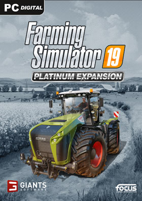 Landwirtschafts-Simulator 19 - Platinum Add-on