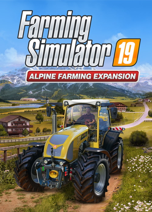 Landwirtschafts-Simulator 19 - Alpine Landwirtschaft Add-On (Steam)