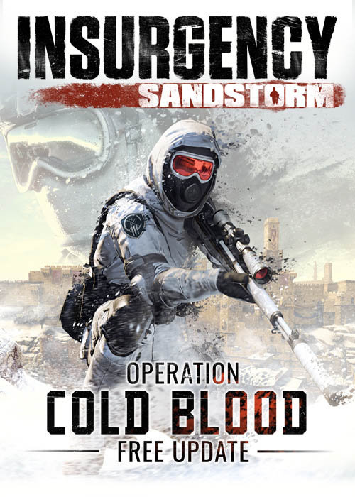 Insurgency: Sandstorm - Cold Blood Set Bundle (DLC)