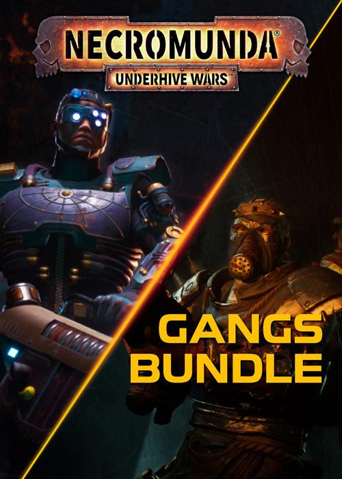 Necromunda: Underhive Wars - Gangs Bundle