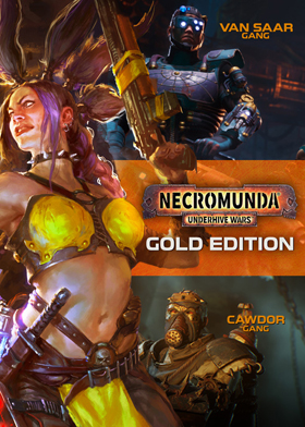 Necromunda: Underhive Wars - Gold Edition
