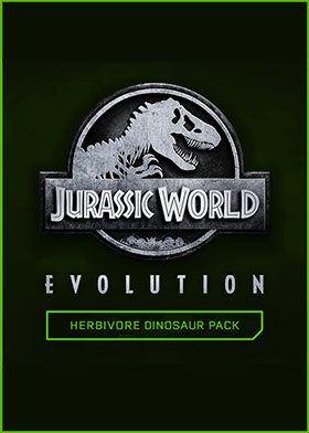 Jurassic World Evolution: Herbivore Dinosaur Pack (DLC)