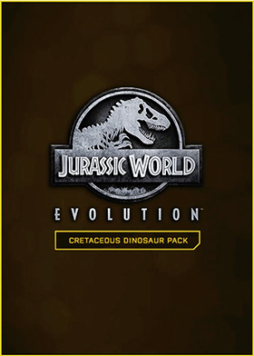 Jurassic World Evolution: Cretaceous Dinosaur Pack (DLC)