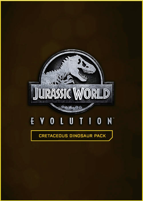 Jurassic World Evolution: Cretaceous Dinosaur Pack (DLC)