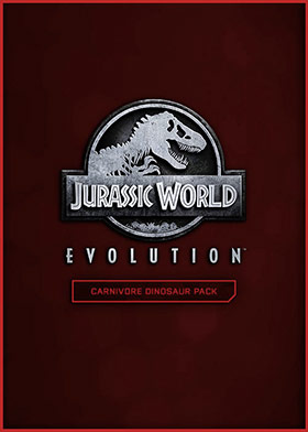 Jurassic World Evolution: Carnivore Dinosaur Pack (DLC)