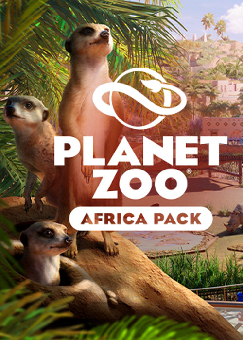 Planet Zoo: Africa Pack