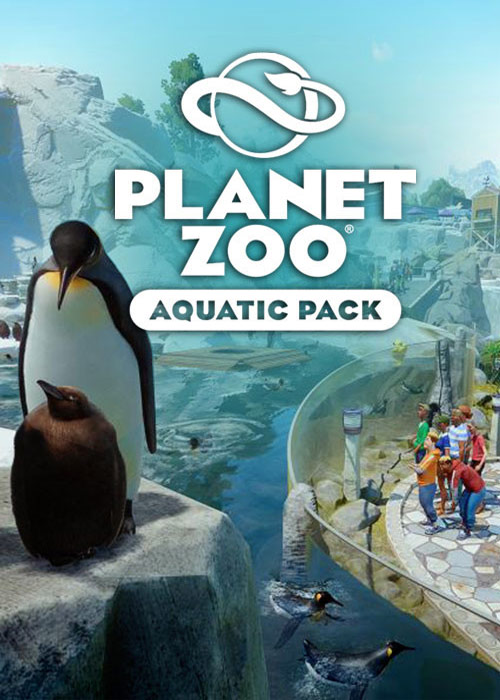 Planet Zoo Aquatic Pack (DLC)
