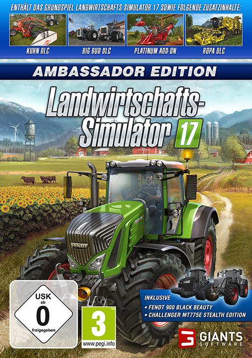 Landwirtschafts-Simulator 17 Ambassador Edition