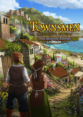 Townsmen - A Kingdom Rebuilt: The Seaside Empire (DLC)