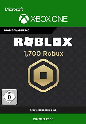 ROBLOX: 1,700 Robux - Xbox One Code