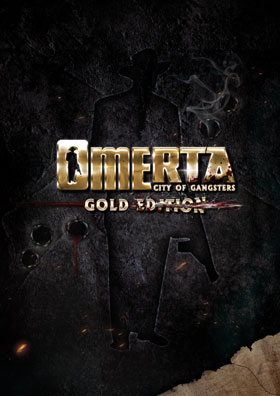Omerta City of Gangsters - Gold Edition