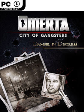 Omerta - City of Gangsters - Damsel in Distress (DLC)