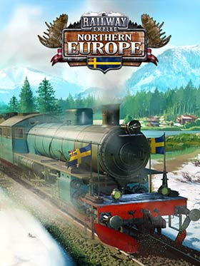 Railway Empire: Northern Europe (DLC)