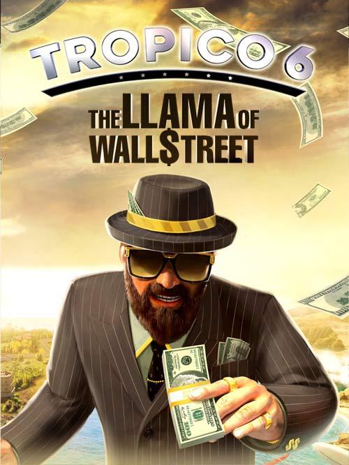 Tropico 6 - Llama of Wall Street (DLC)