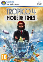 Scarica Tropico 4 - Modern Times (DLC)