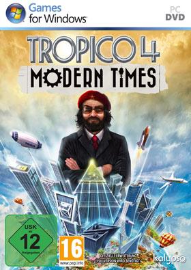 Tropico 4 - Modern Times (DLC)