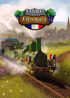 Railway Empire: France (DLC)