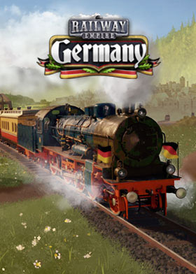 Railway Empire - Germany (DLC)