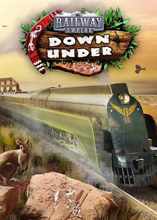 Railway Empire: Down Under (DLC)