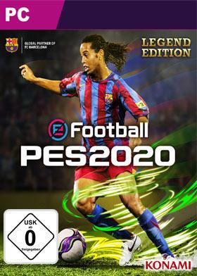 eFootball PES 2020 - Legend Edition