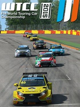 RaceRoom - WTCC 2015 Season Pack (DLC)