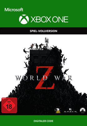 World War Z - Xbox One Code
