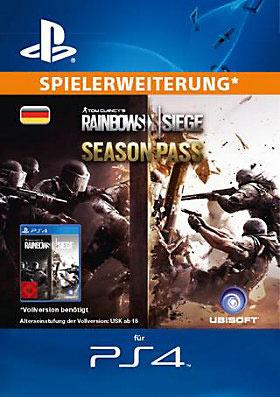 Tom Clancy's Rainbow Six Siege: Season Pass - Playstation