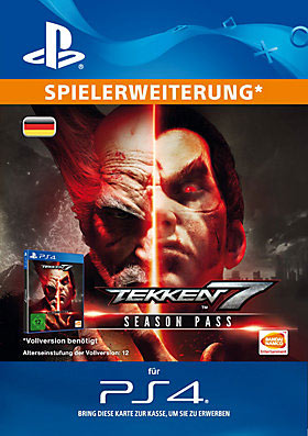TEKKEN 7 - Season Pass - Playstation
