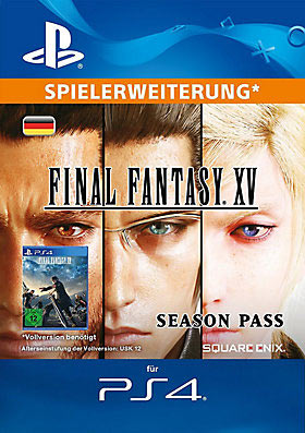 FINAL FANTASY XV Season Pass - Playstation