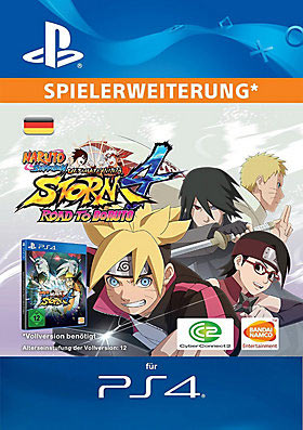 NARUTO STORM 4 : Road to Boruto Expansion - Playstation