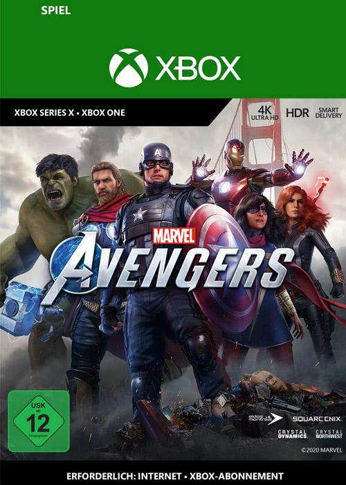 Marvel's Avengers - Xbox Code