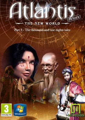 Atlantis 3 - Part3: Die Märchen aus tausend und einer Nacht